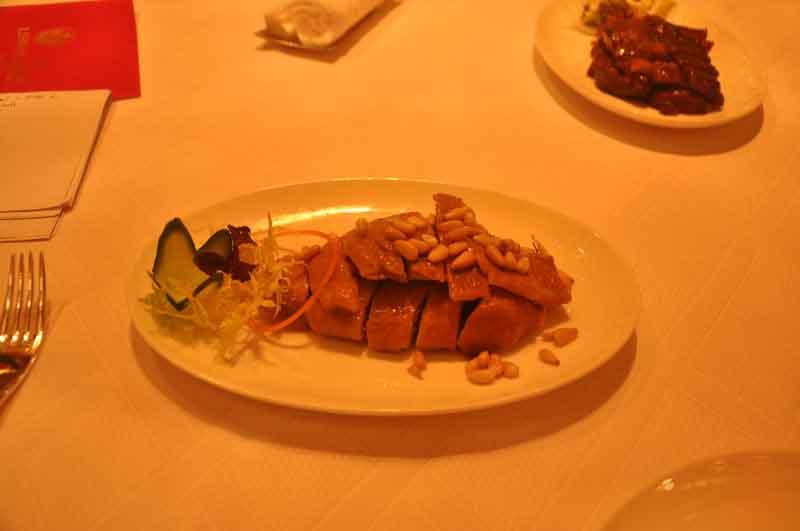 Golden Flower Macau Spring Chicken