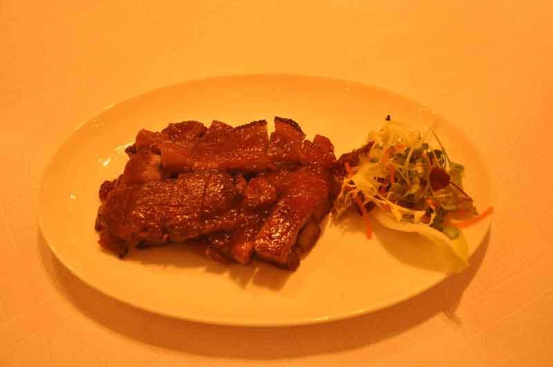 Golden Flower Macau Beijing Roast Pork