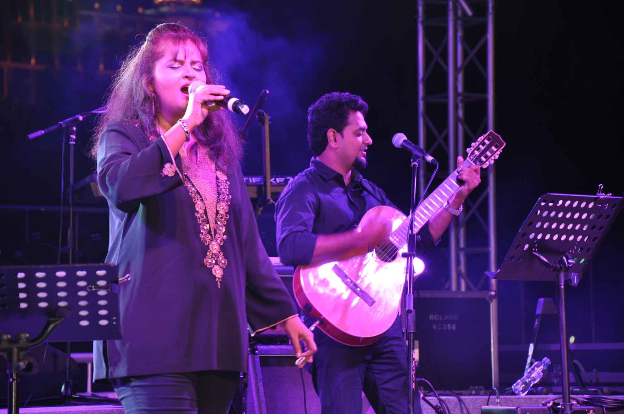 Lusofonia Festival Versatyle singer