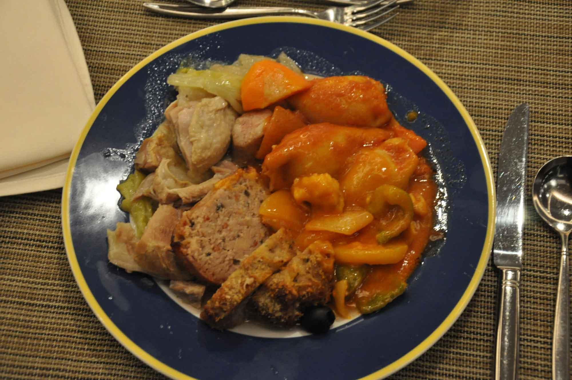 IFT Educational Restaurant Macanese and Portuguese Dinner Buffet