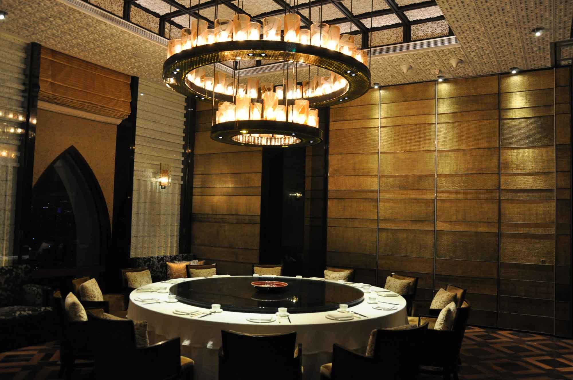 Lai Heen Macau private room