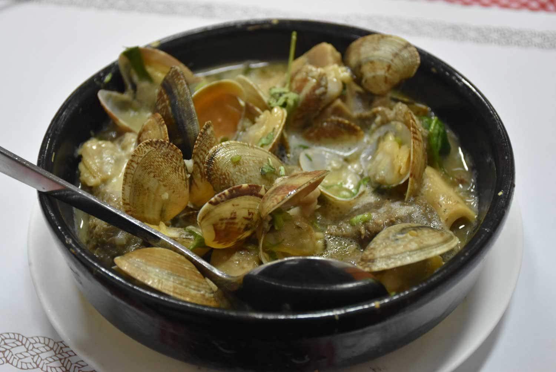 O Santos Macau Lamb Stew with Clams