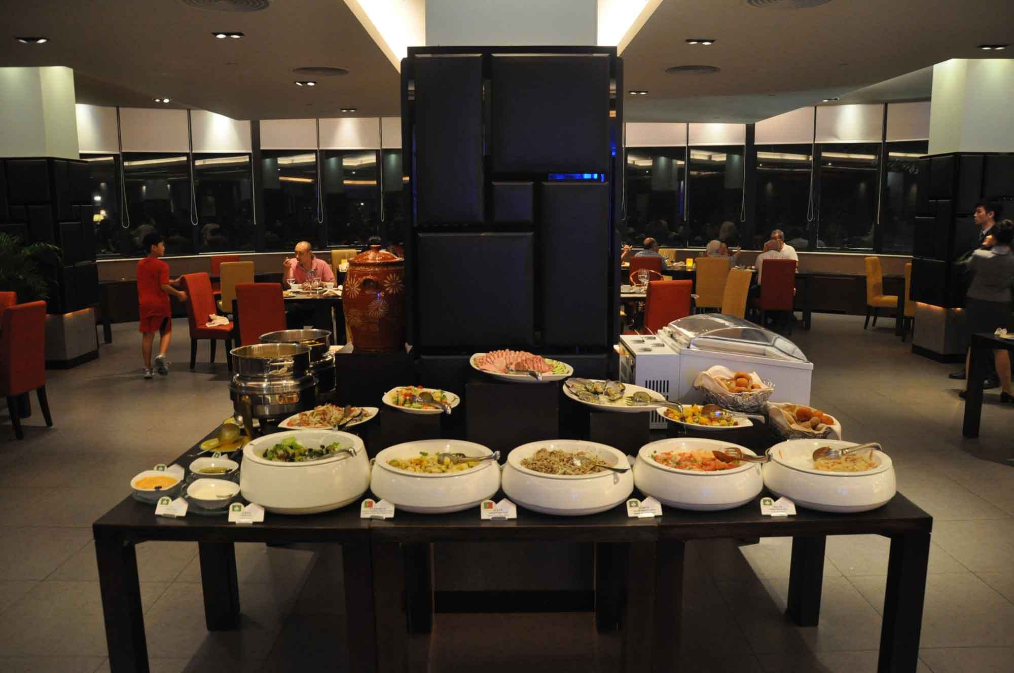 IFT Educational Restaurant Macanese and Portuguese Dinner Buffet