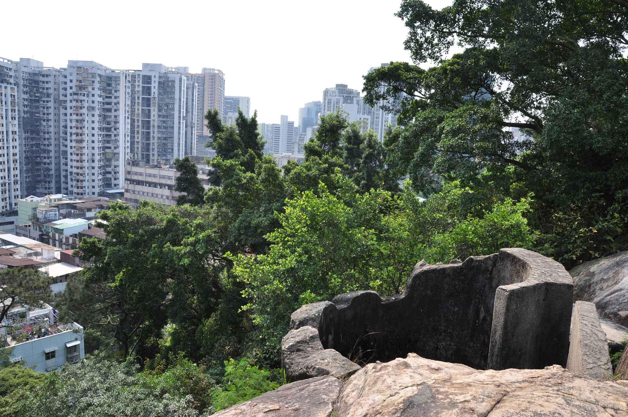 Mong Ha Park fort