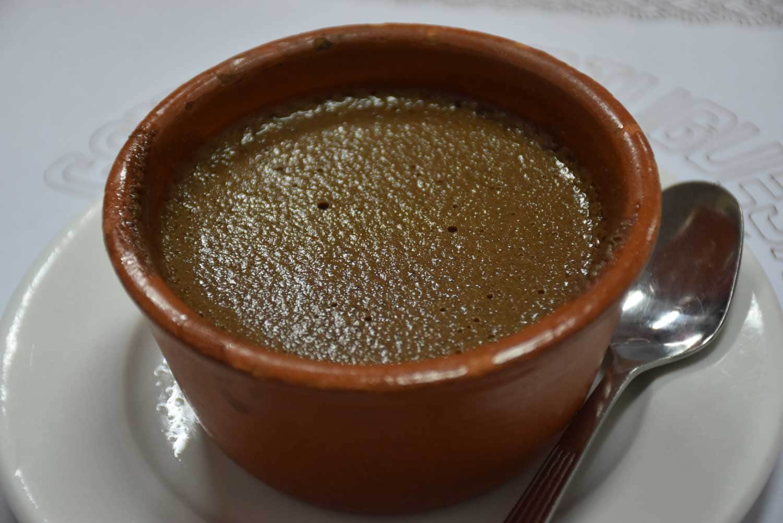 O Santos Macau chocolate mousse