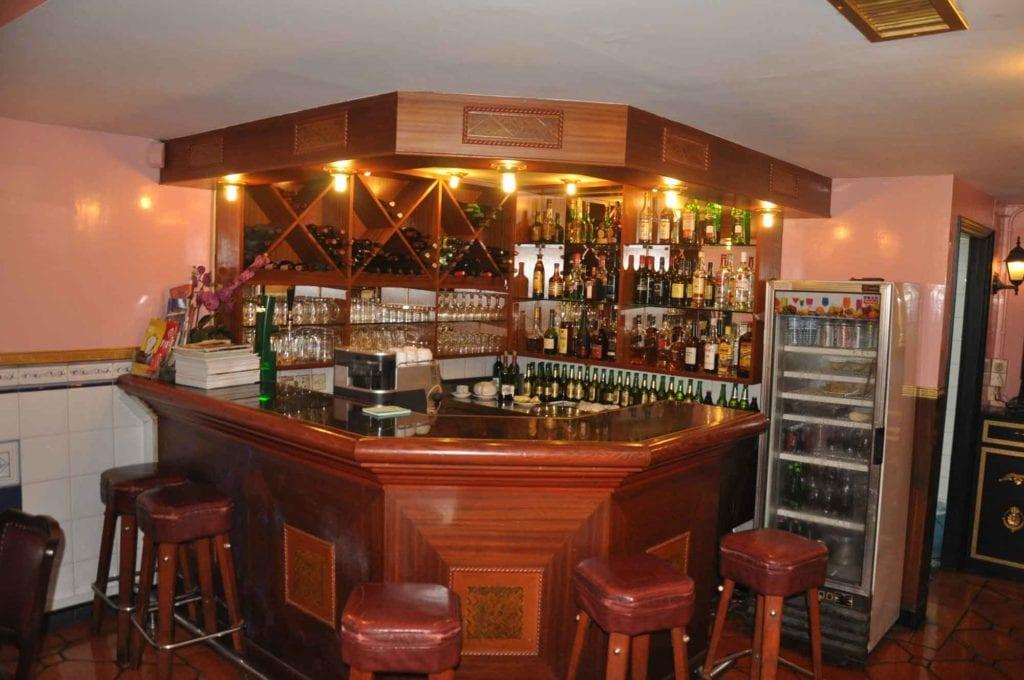 Solmar Macau bar