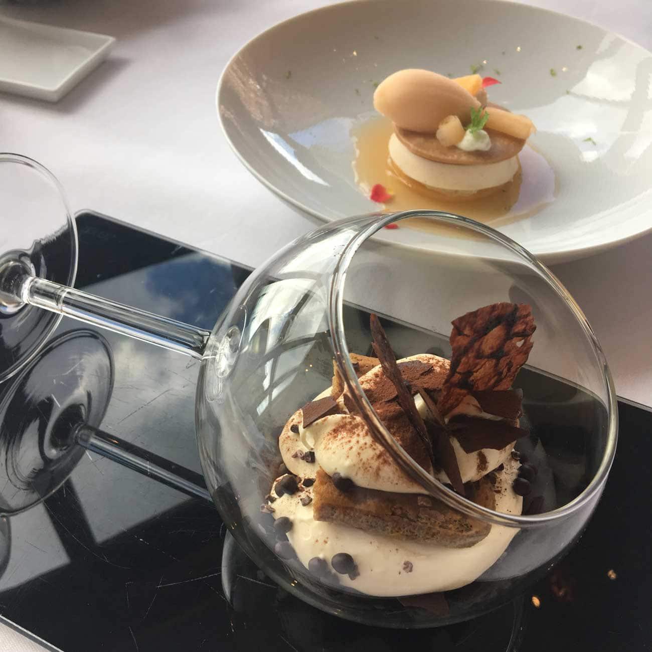 Aurora Macau desserts