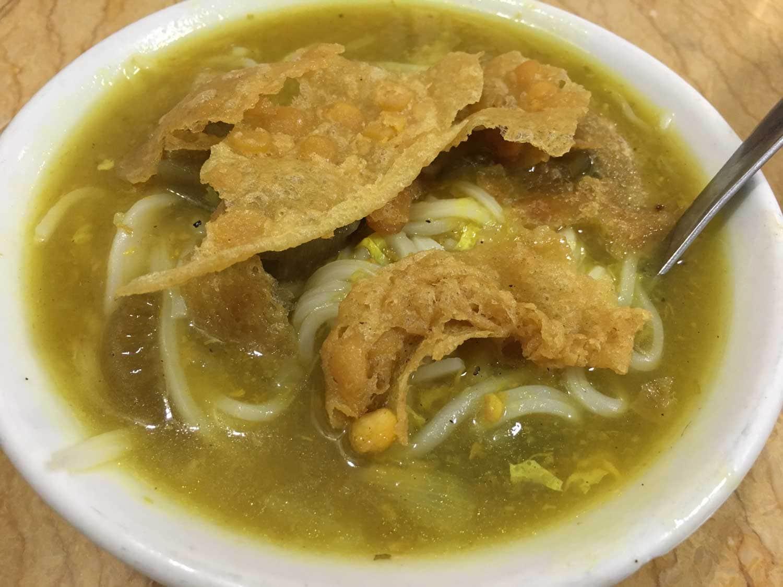 Ya Xiang Fish soup noodles