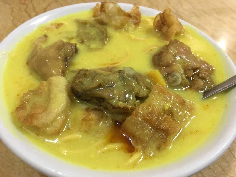 Ya Xiang Macau coconut chicken soup