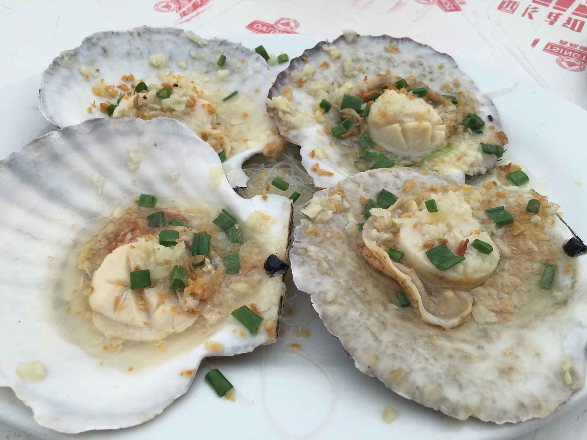 He Fa Ma Tou Mei Shi oysters