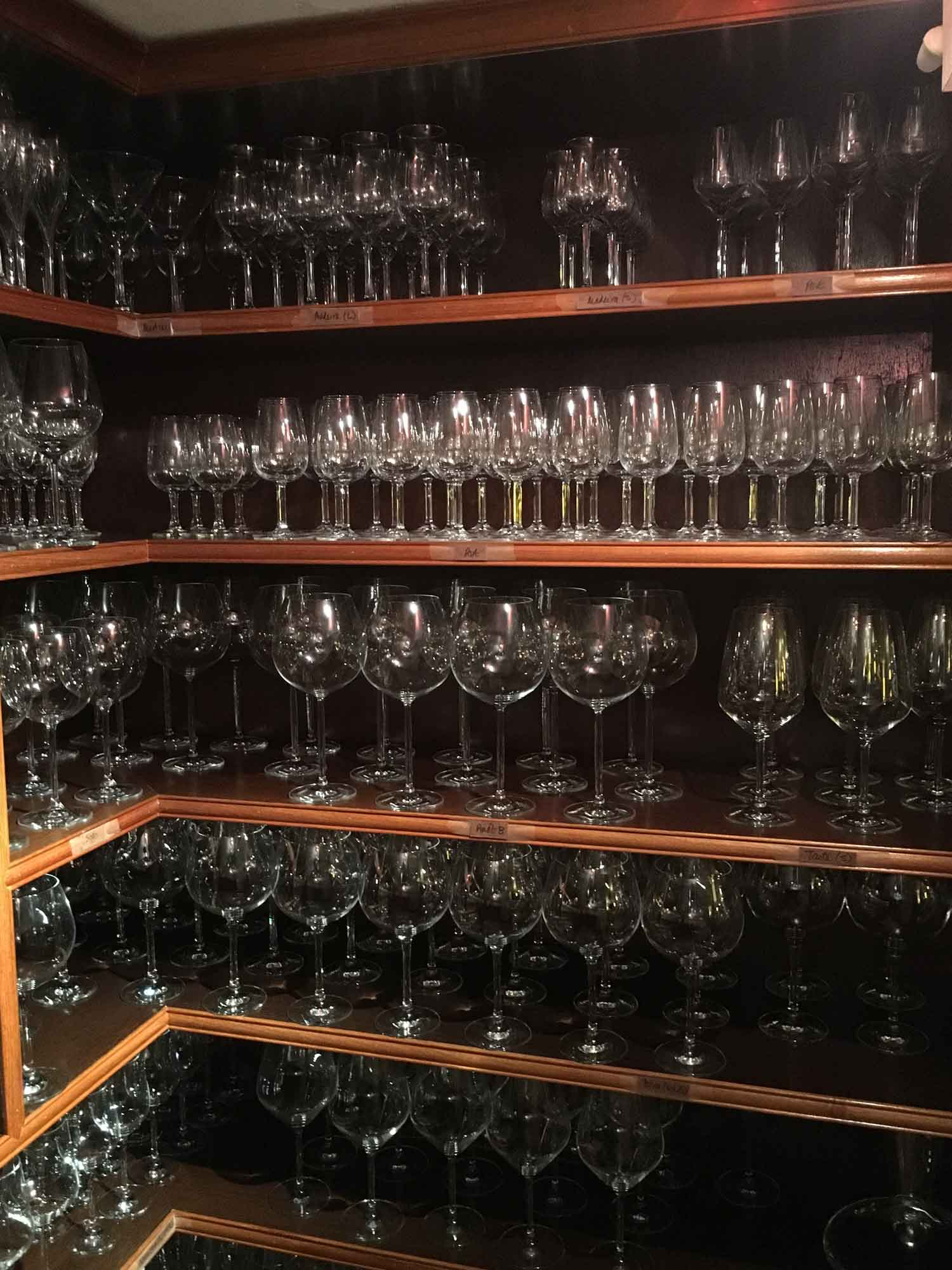 Macau Soul wine glasses