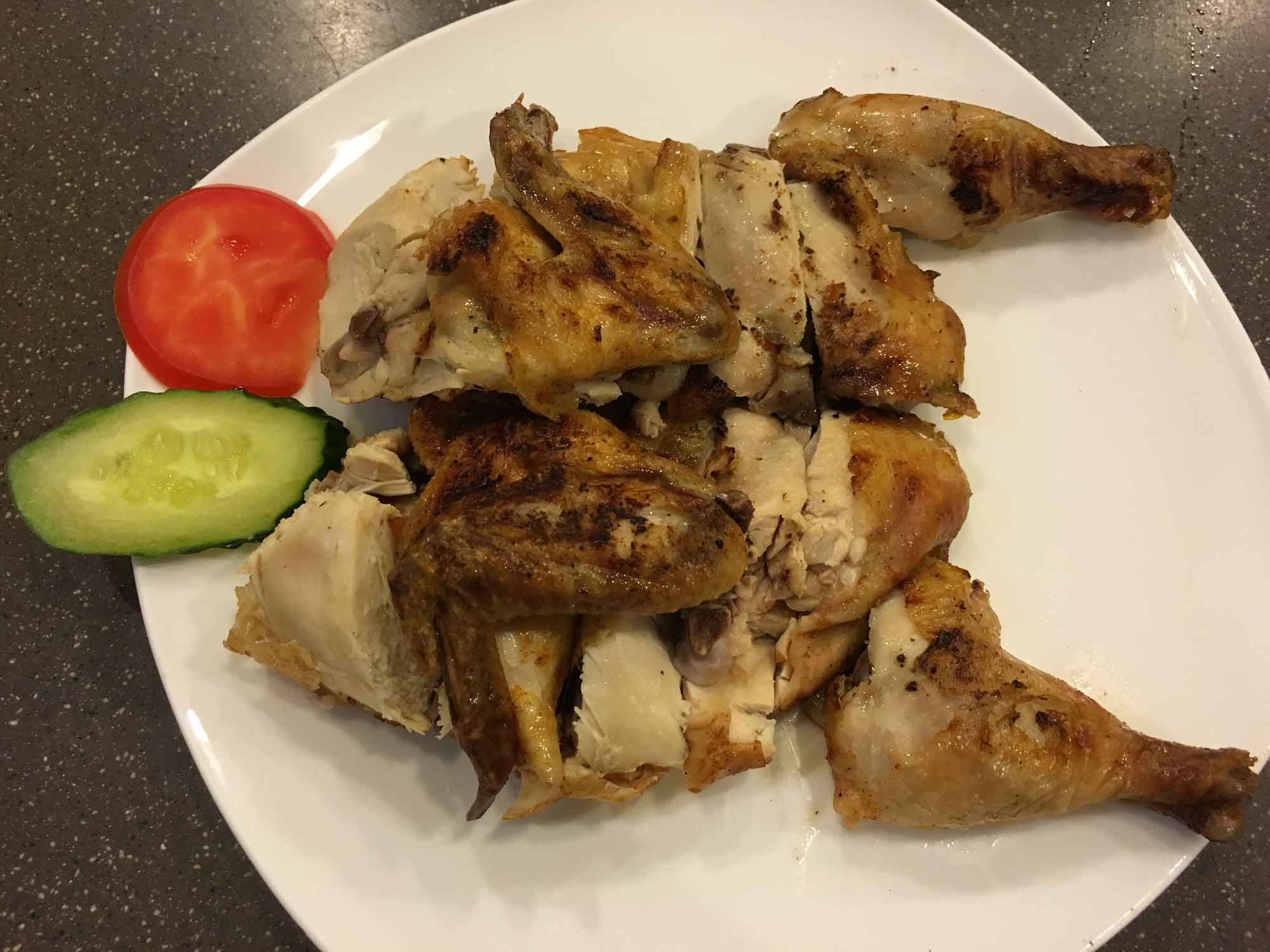 Man Lei Cheong Seng Grilled Chicken