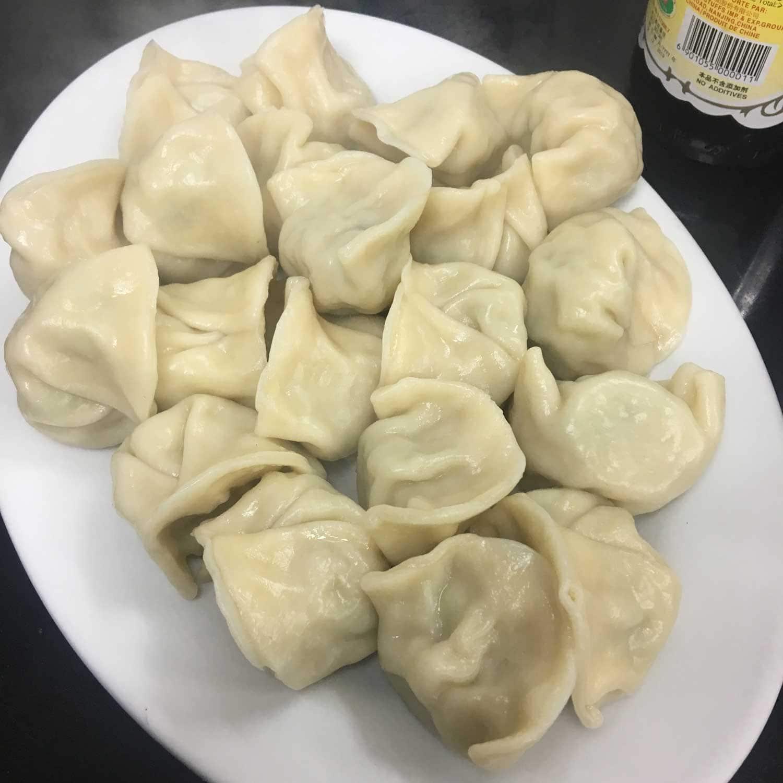 Macau Street Food: Pork and Cabbage Dumplings