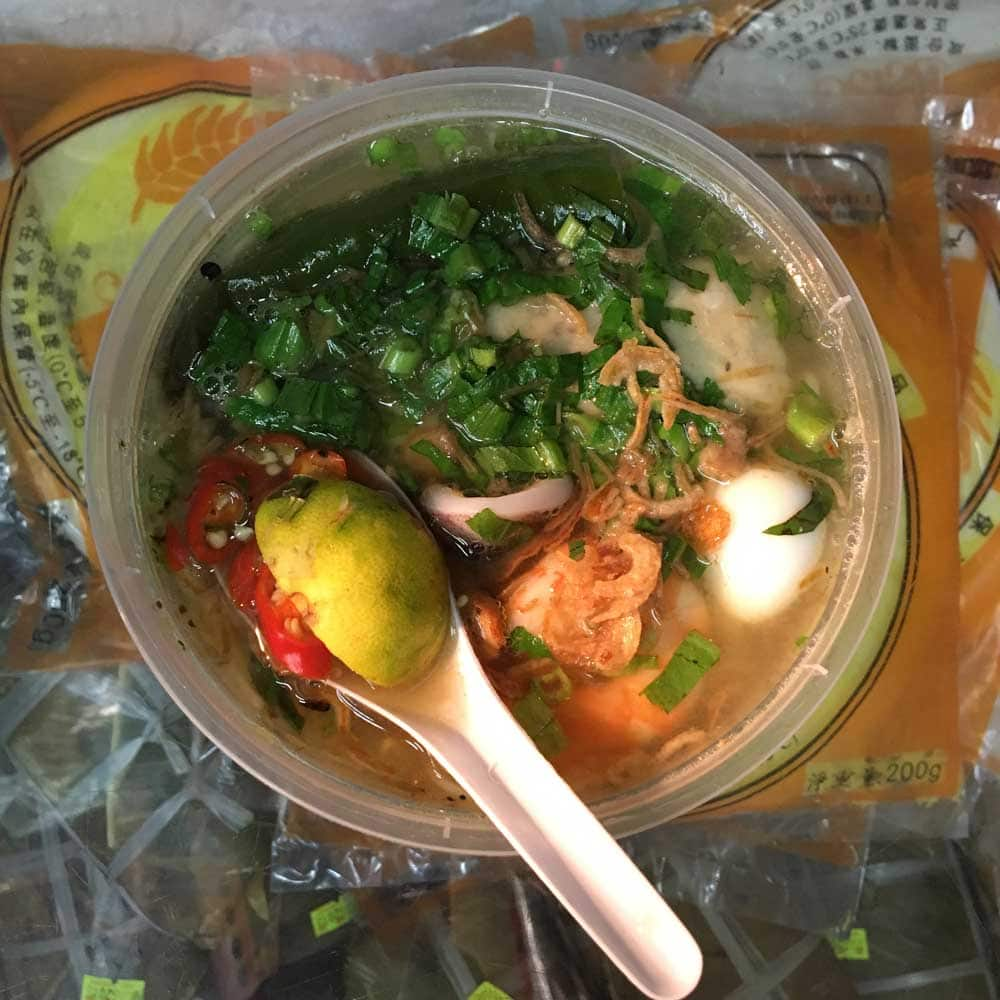 Macau Street Food: Vietnamese Noodles
