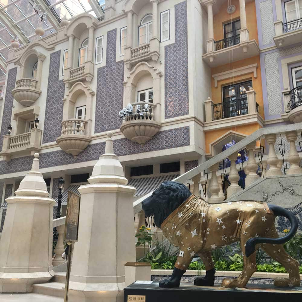Grande Praca MGM Macau