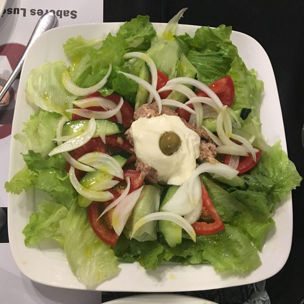 Castico Macau Castico salad