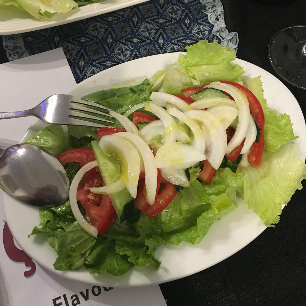 Castico Macau mixed salad