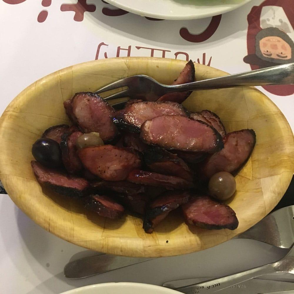 Castico Macau Chorizo Pork