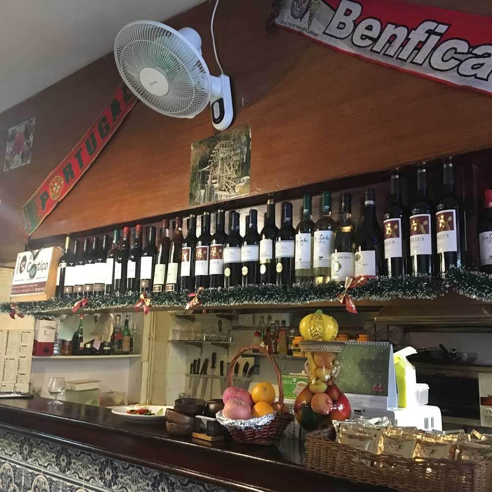 Castico Macau bar