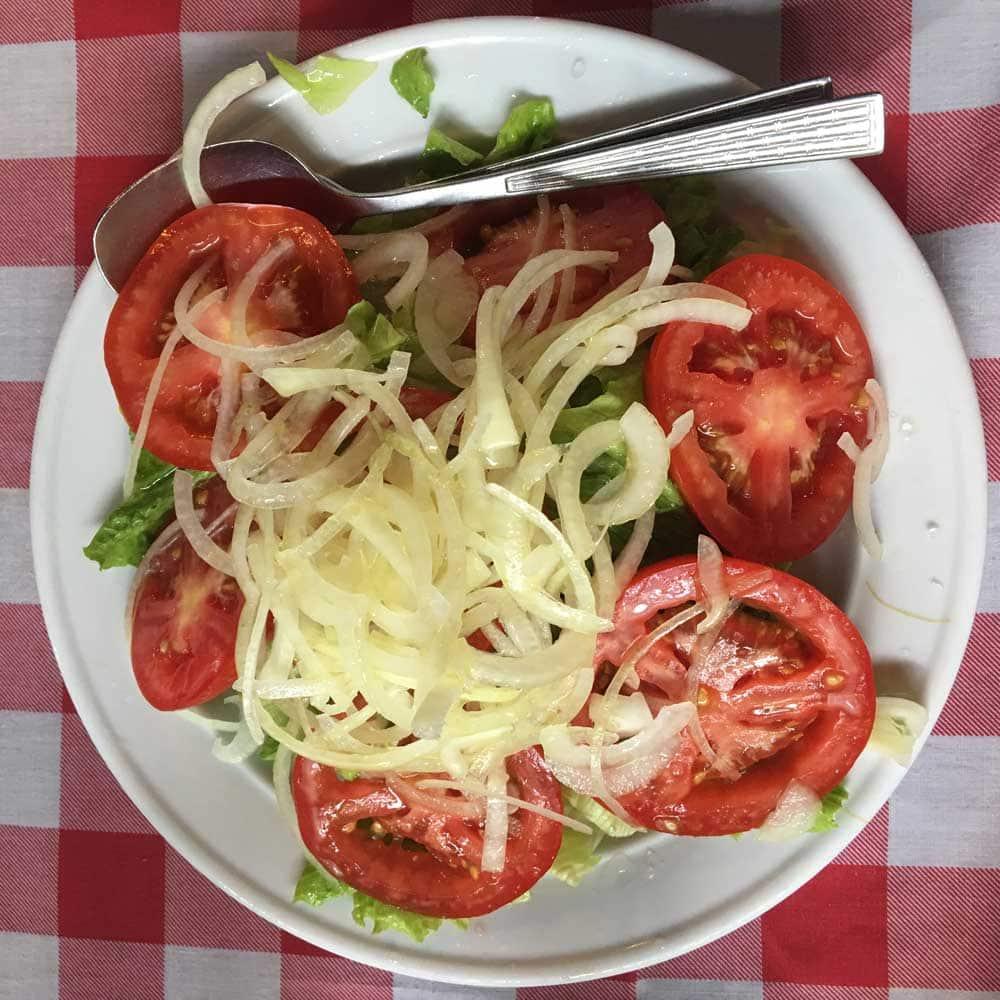 Fernando Macau Vegetable Salad