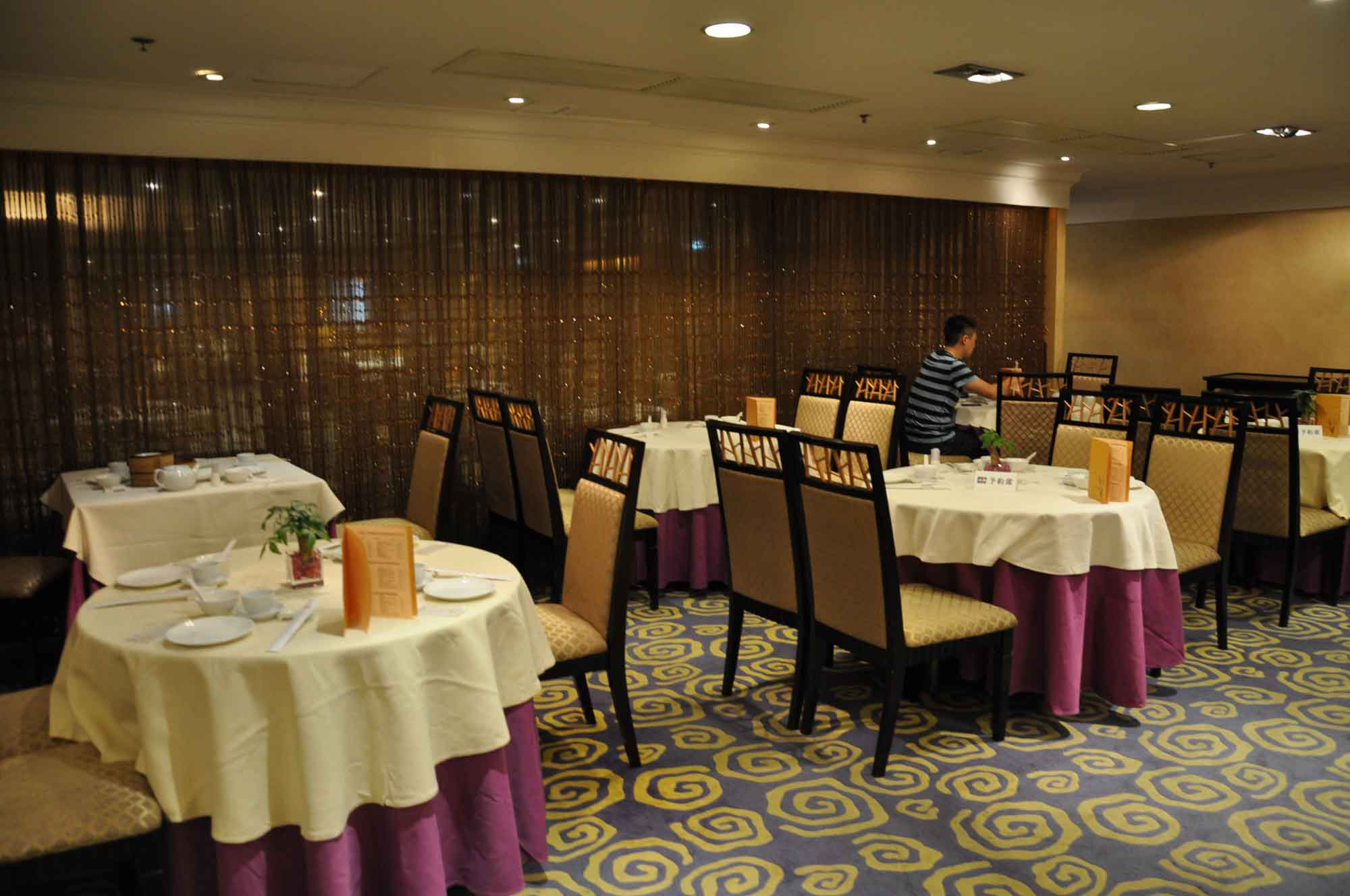 Royal Orchid Chinese Restaurant indoor seating