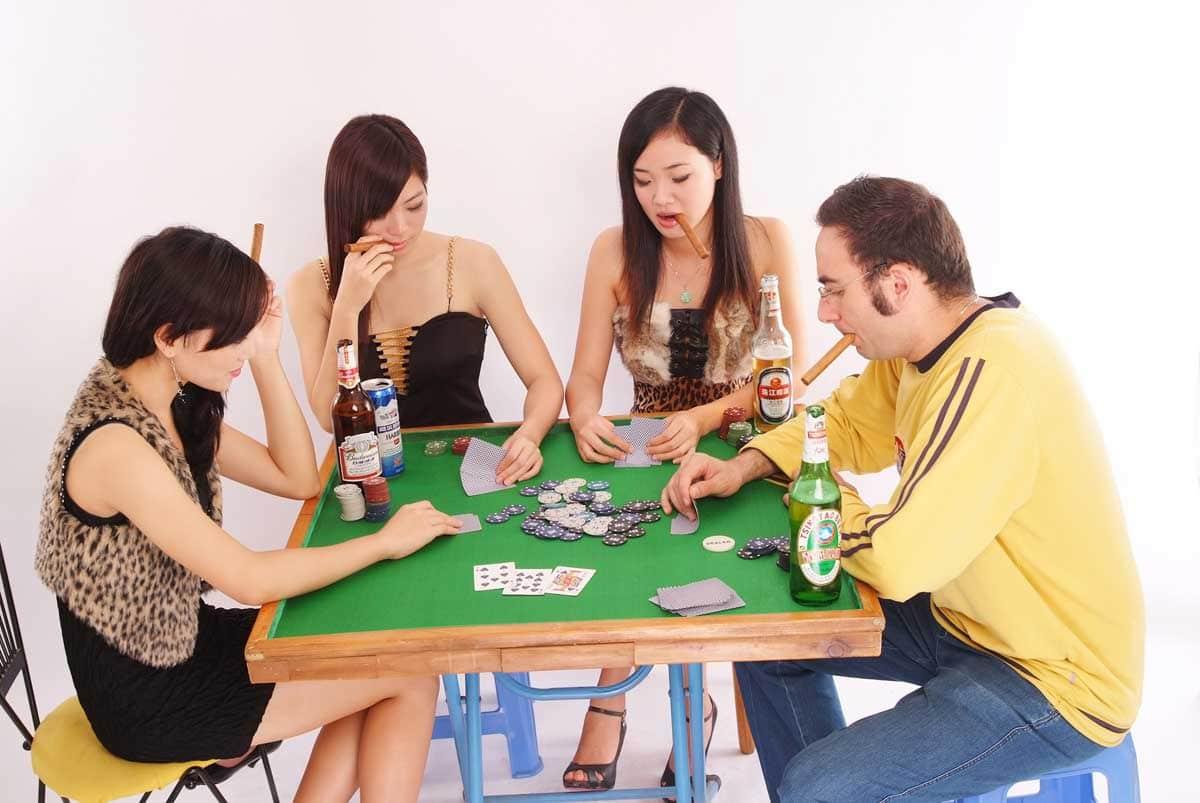 Texas Hold Em in Macau