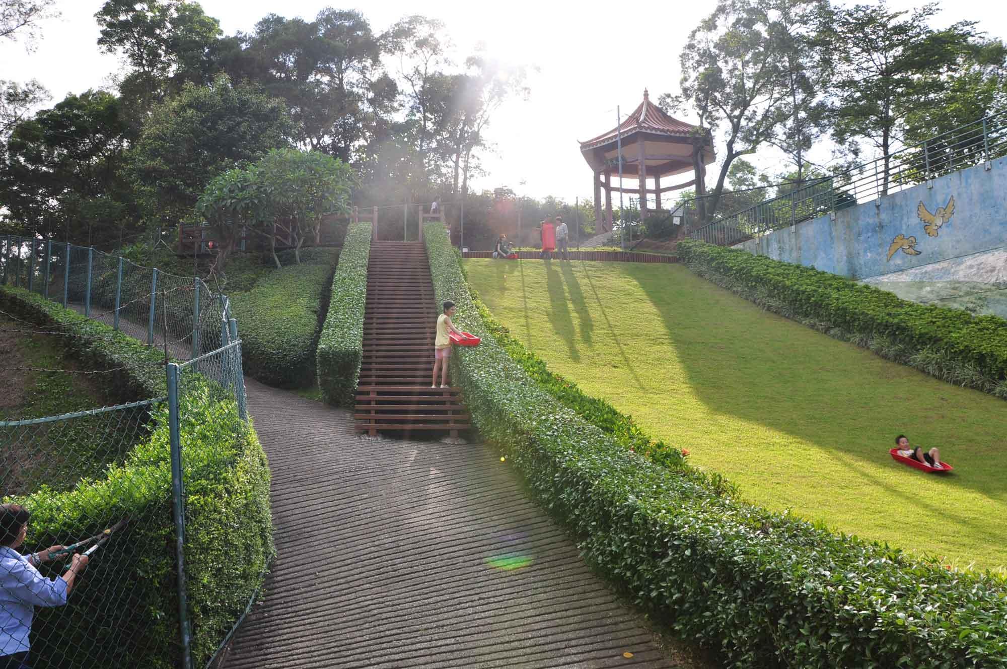 Macau Parks: Hac Sa Reservoir BBQ Park