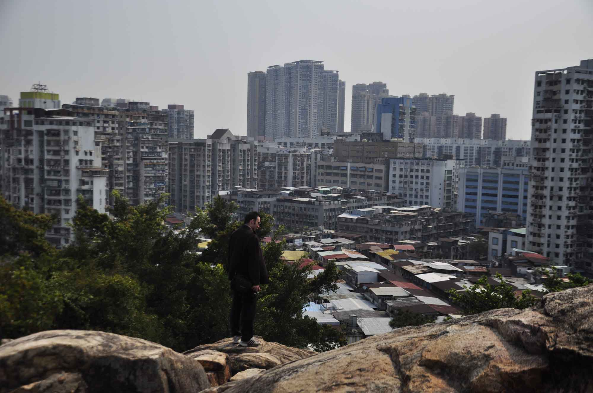 View from Mong Ha Park