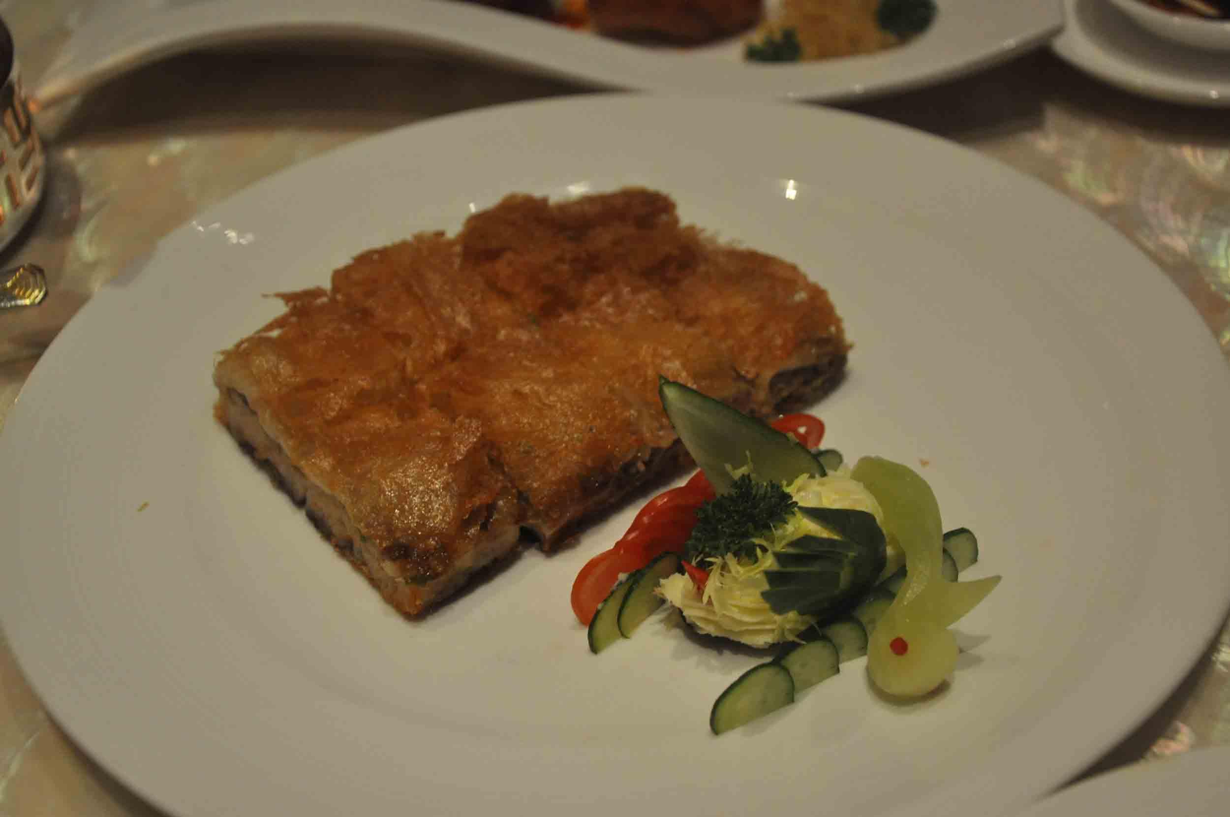 8 Restaurant Macau Deep Fried Duck Fillet