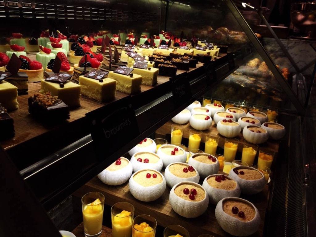 Urban Kitchen Macau dessert station