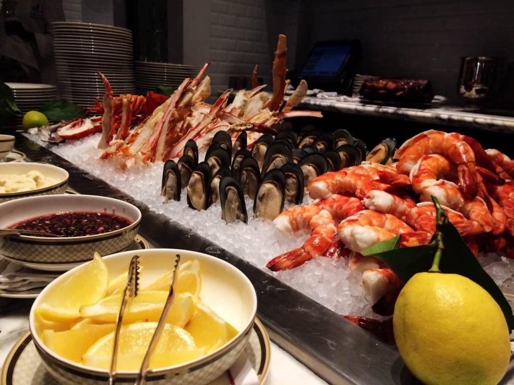Urban Kitchen Macau seafood section