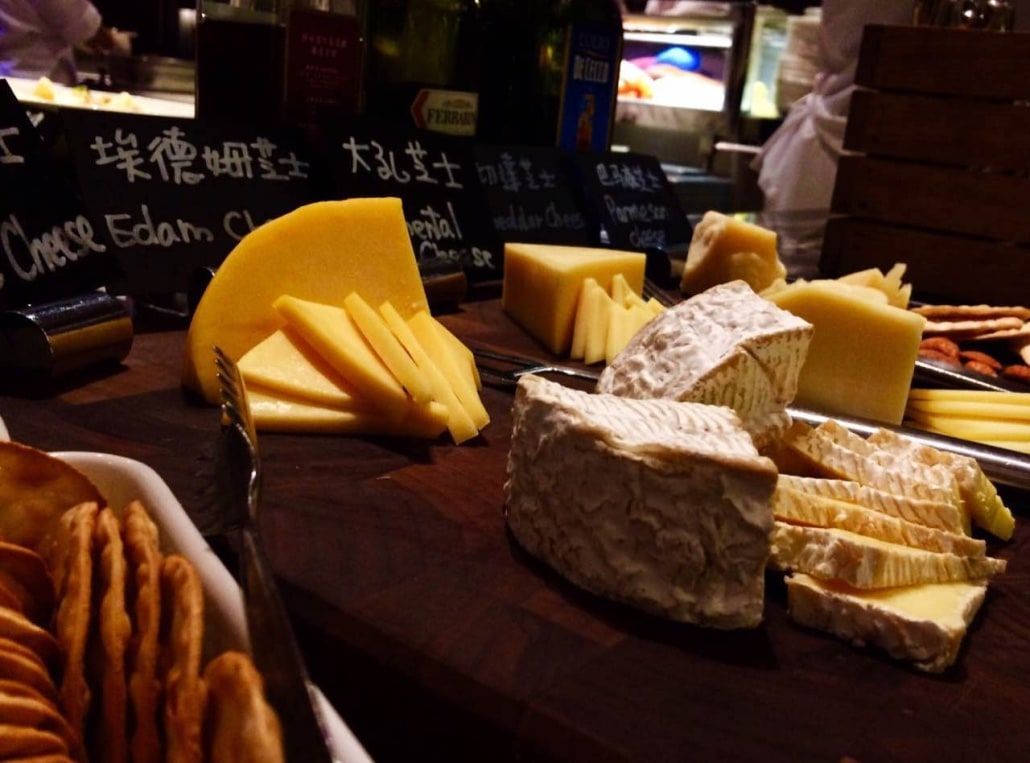 Urban Kitchen Macau cheese