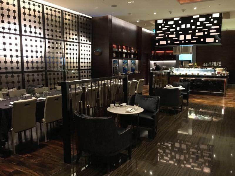 Urban Kitchen Macau seating