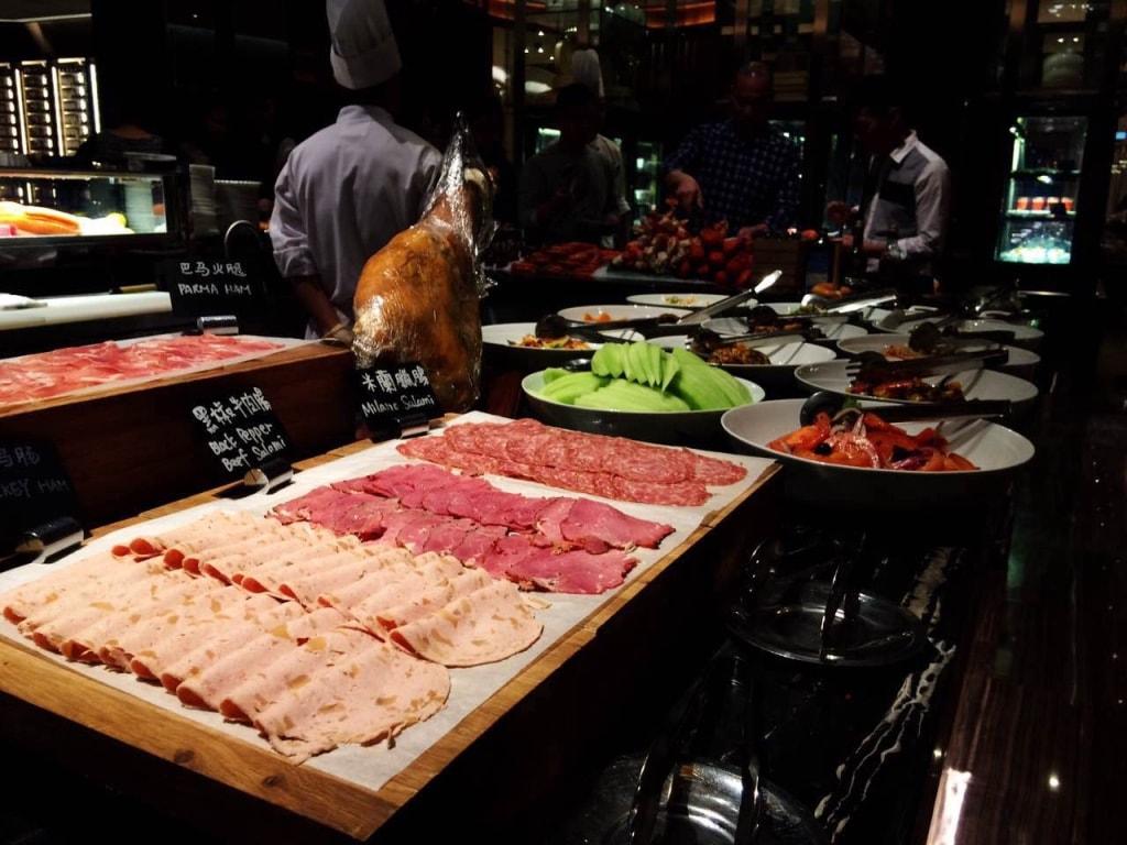 Urban Kitchen Macau cold cuts