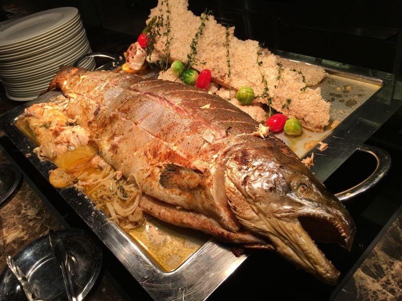 Urban Kitchen Macau large fish