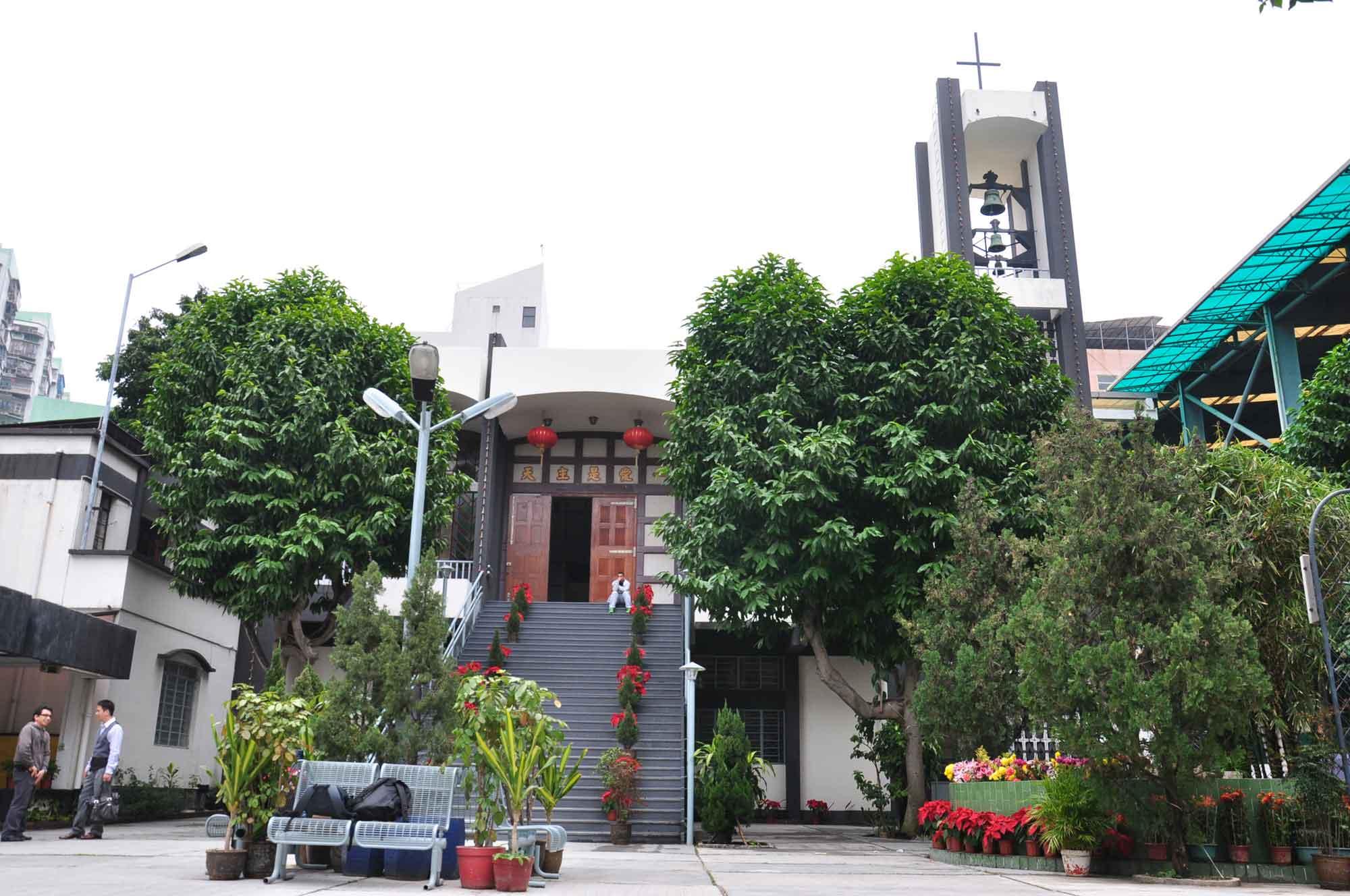 Macau Churches: Our Lady of Fatima