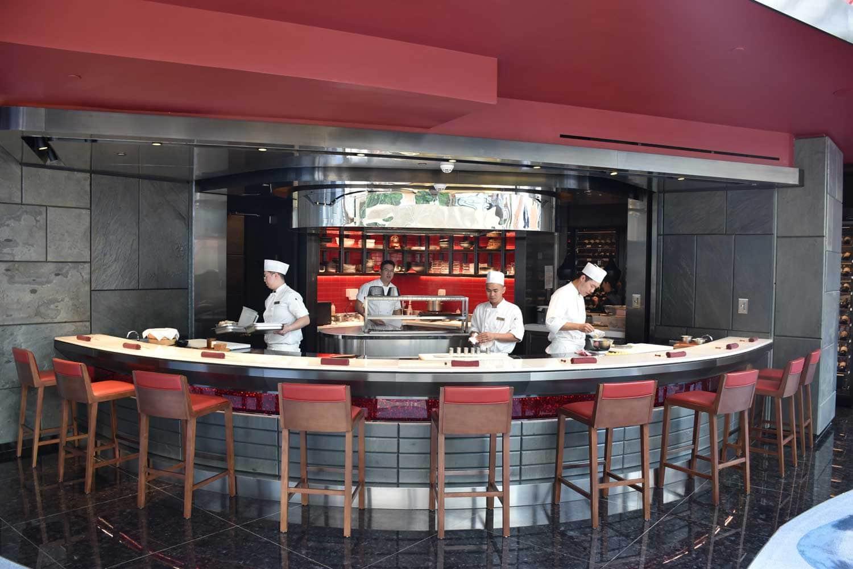 Aji Macau sushi bar