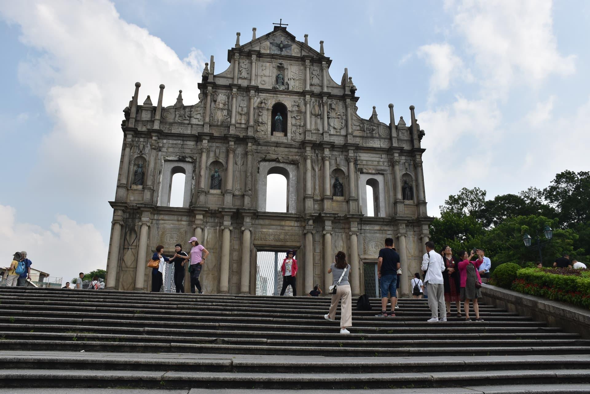 St. Pauls Macau