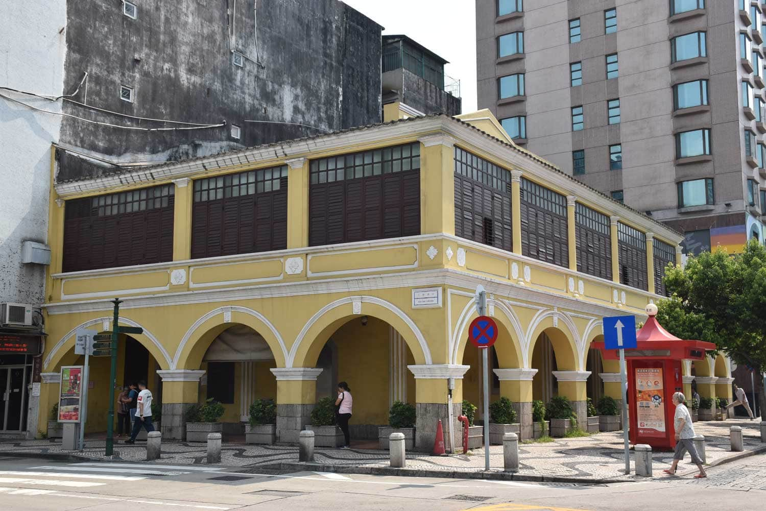 The Old Opium House