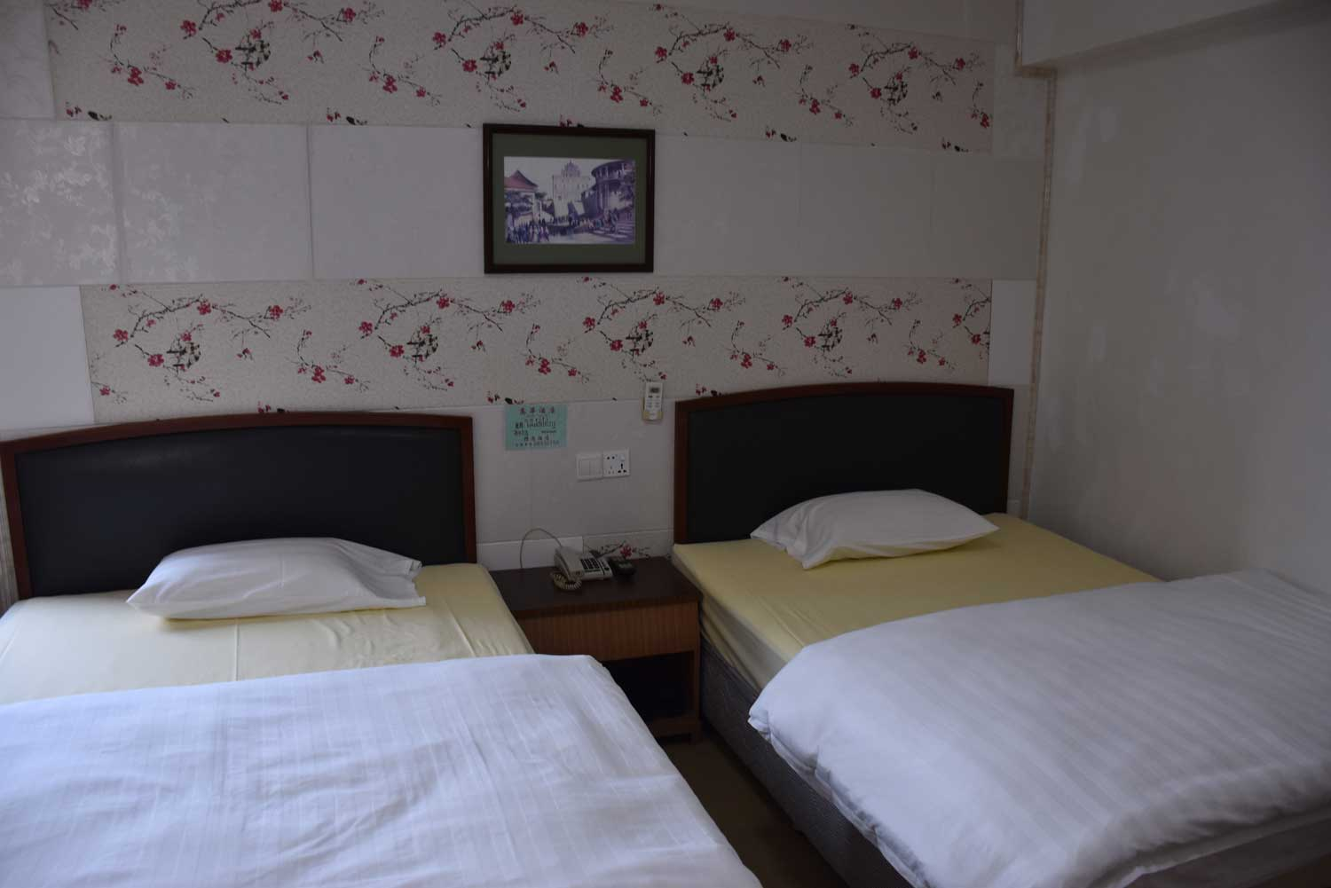 Kou Va hotel double beds