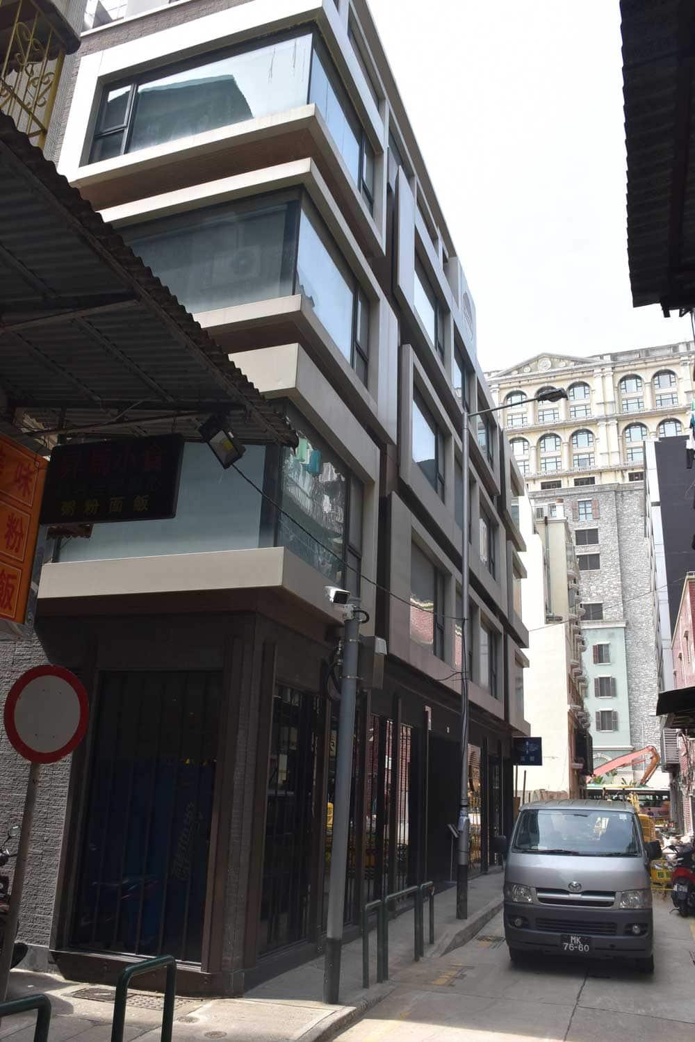 I Fu Hotel exterior
