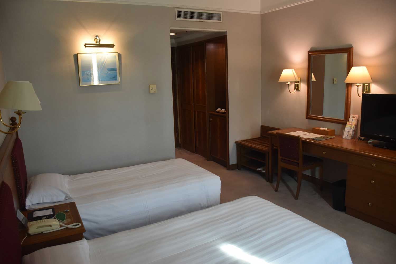 Pousada Marina Infante double beds