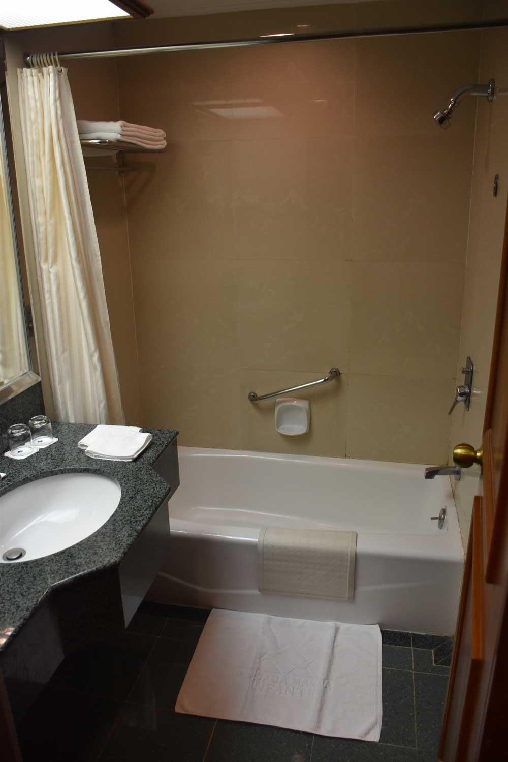 Pousada Marina Infante bathroom
