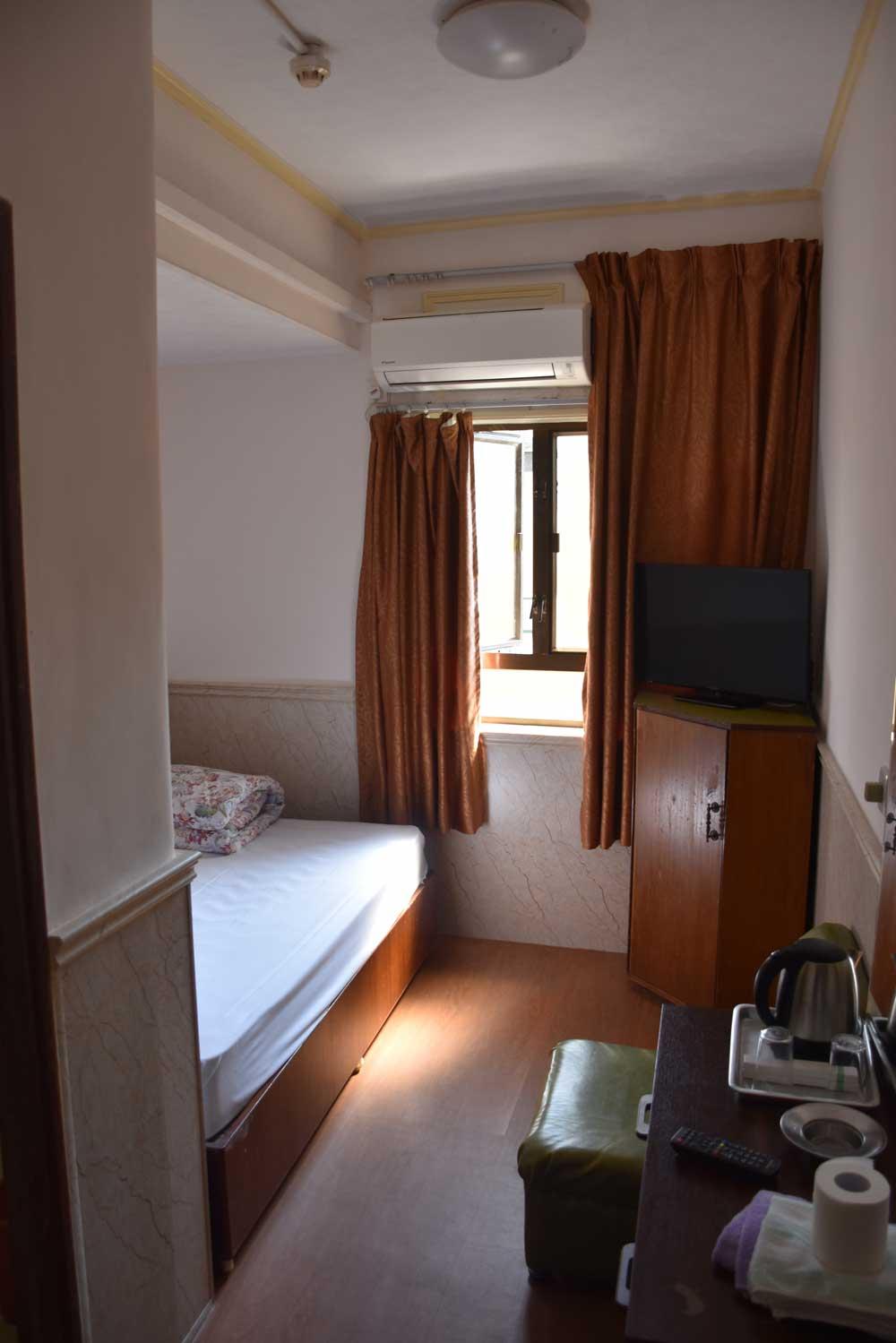 Villa Tong Keng room