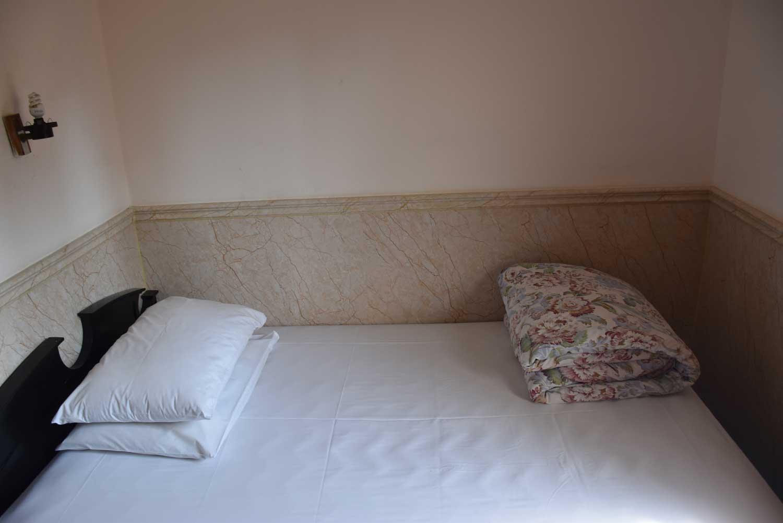 Villa Tong Keng bed