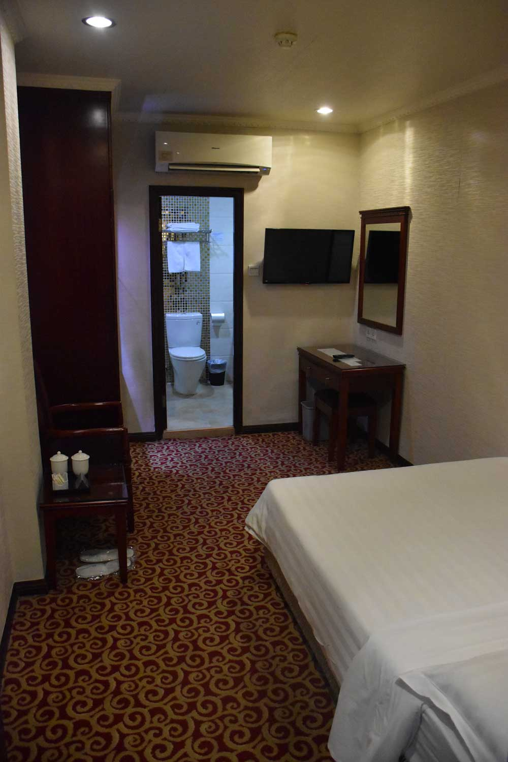 Macau budget hotels: East Asia Hotel