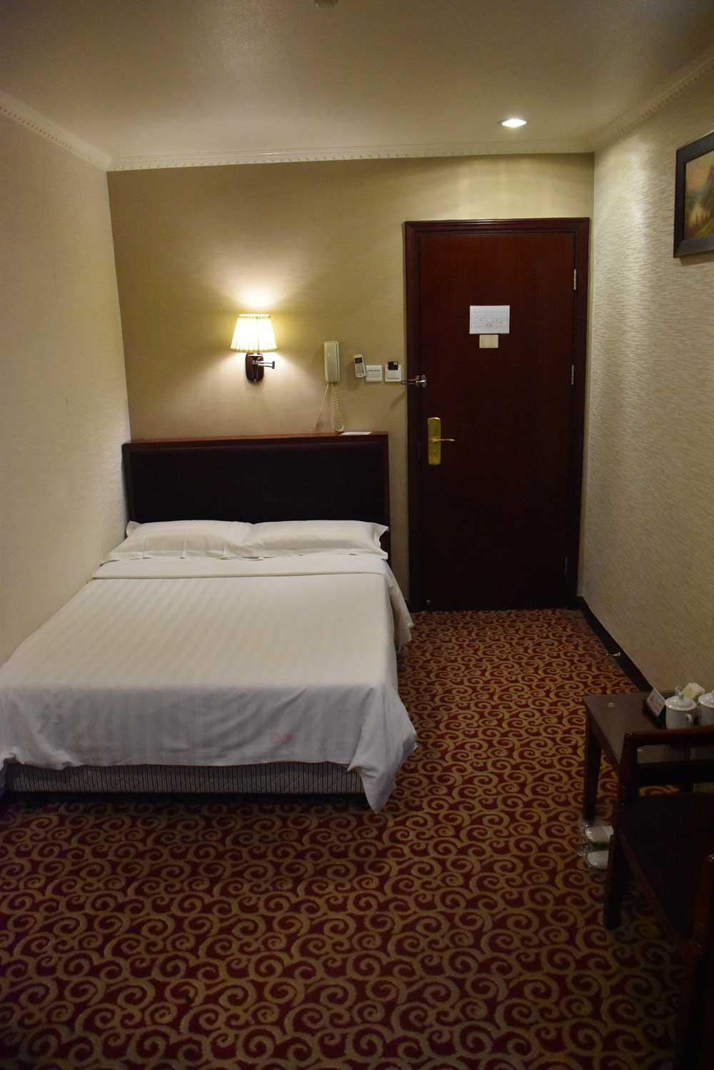 East Asia Hotel room