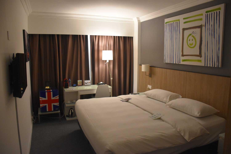Macau Hotel S room