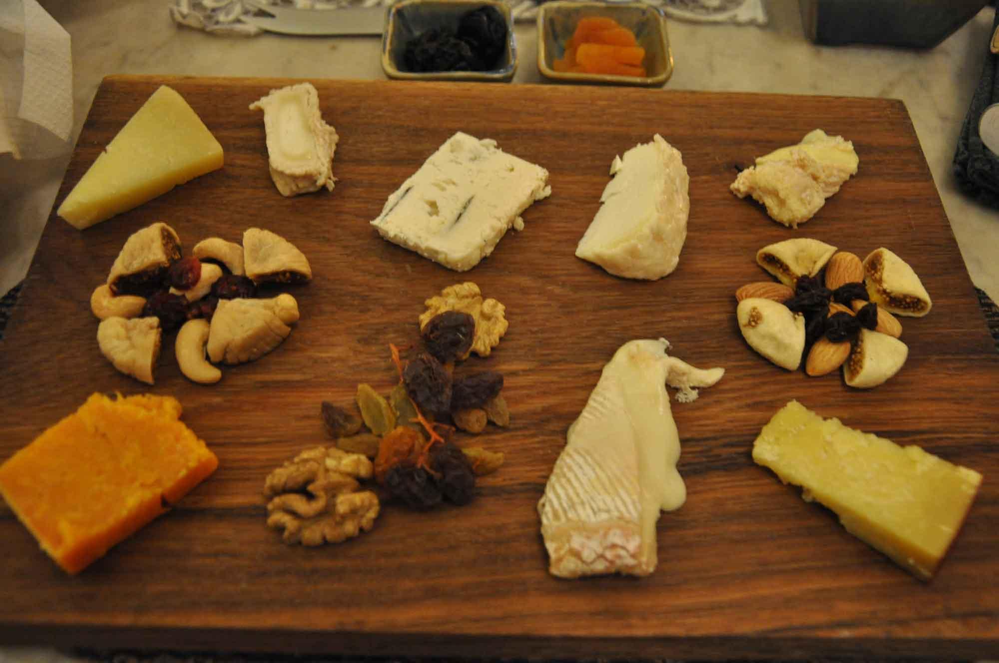 MacauSoul cheese board