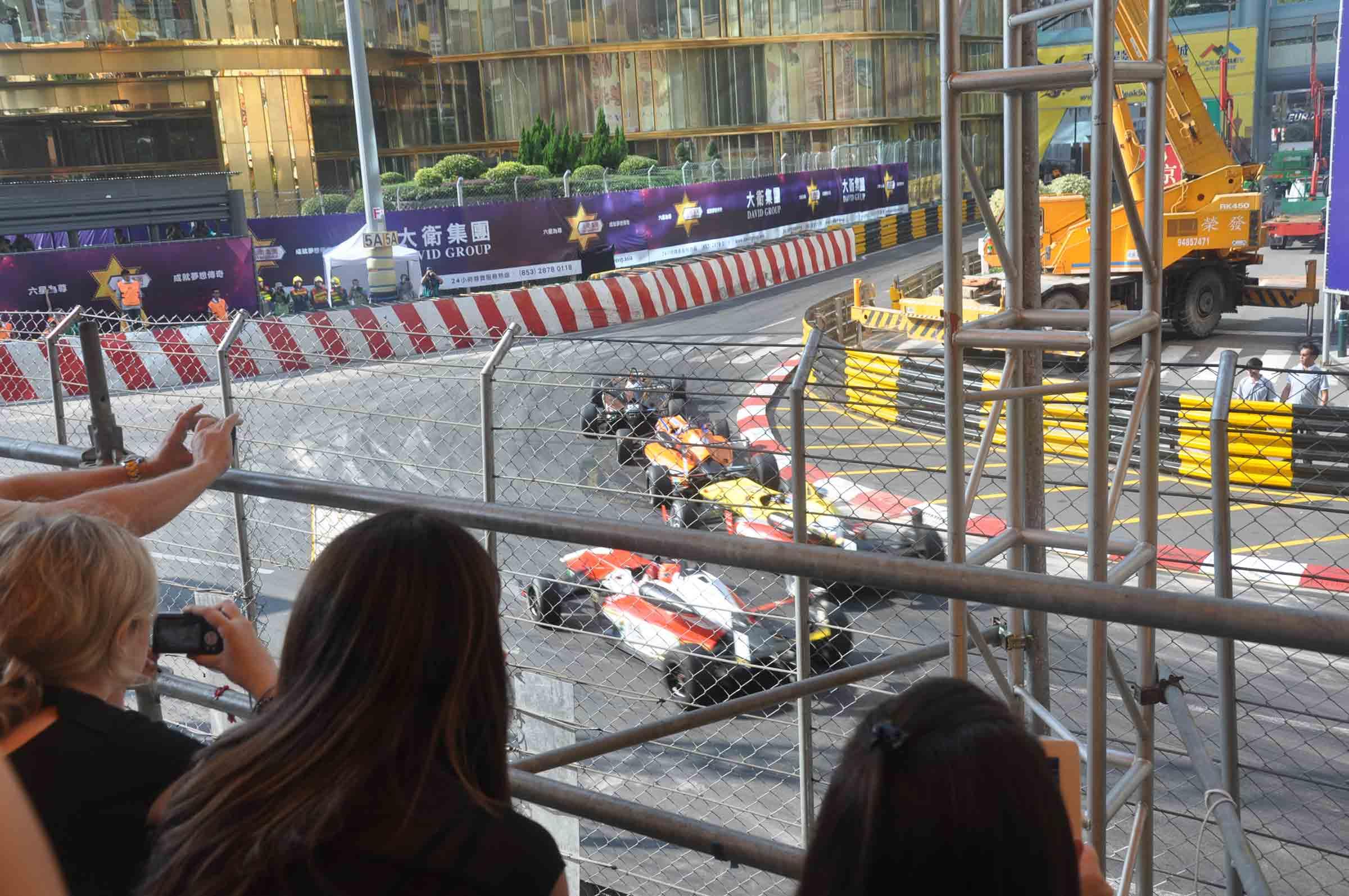 Macau F3 Grand Prix Qualifying Race